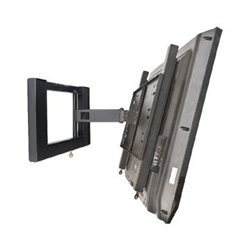 Anti Theft Lockable Full Motion Wall Mount